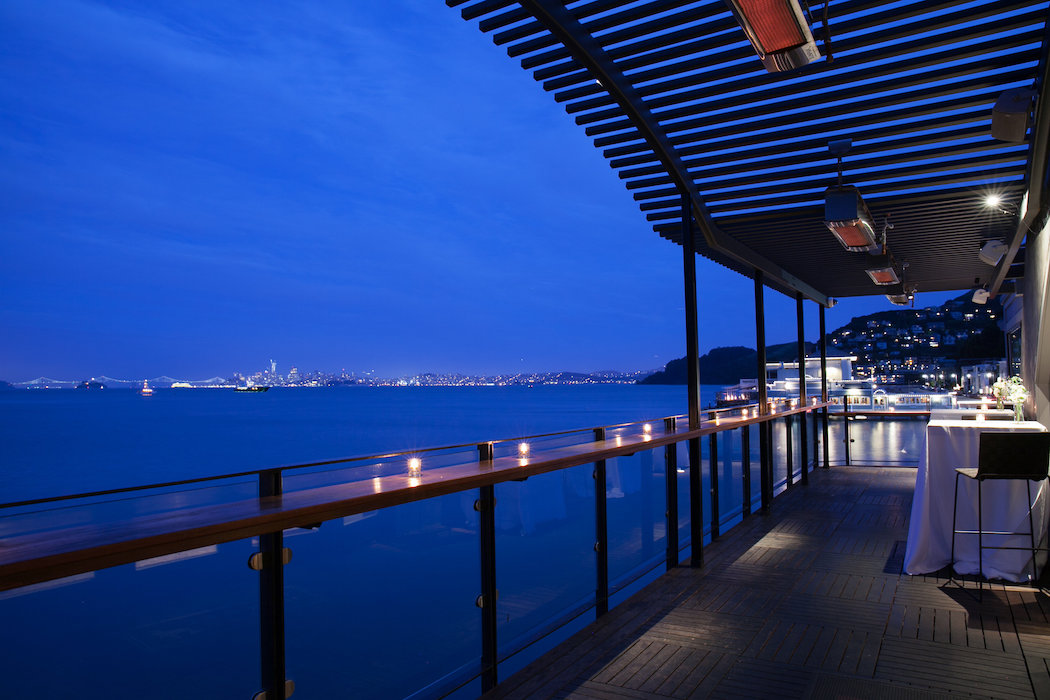 Private Events With San Francisco Bay Views