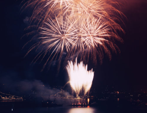 Celebrate New Year's Eve in Sausalito